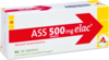ASS 500 mg elac Tabletten
